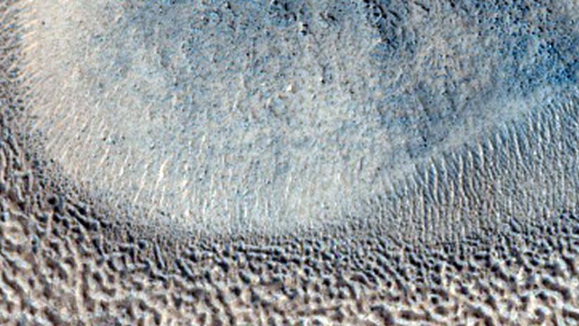 VIDEO: Los asombrosos cráteres de Marte grabados por la NASA con una increíble resolución