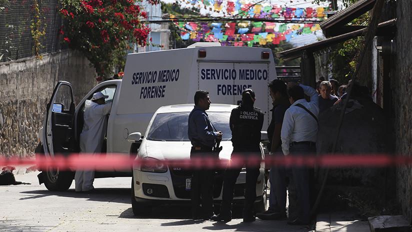 Clóset macabro: Encuentran el cadáver apuñalado de una mexicana encinta en casa de su novio