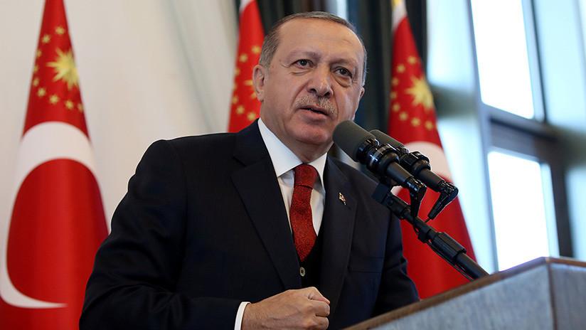 """""""No los necesitamos"""": Erdogan lamenta que EE.UU. sacrifique sus relaciones con Turquía"""