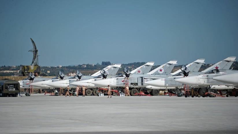 Ministerio de Defensa ruso: El 92% del territorio sirio ha sido liberado del Estado Islámico