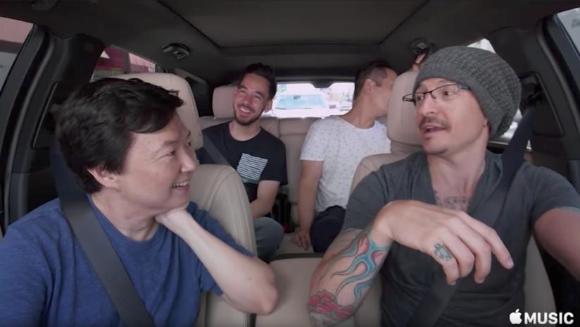 Publican un video de Linkin Park filmado poco antes de la muerte de Bennington