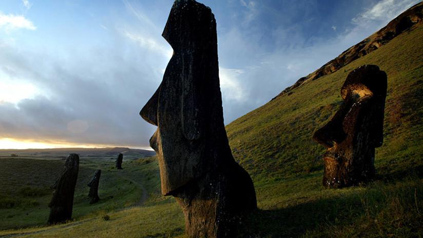 Revelan el misterio del origen de la civilización de la isla de Pascua