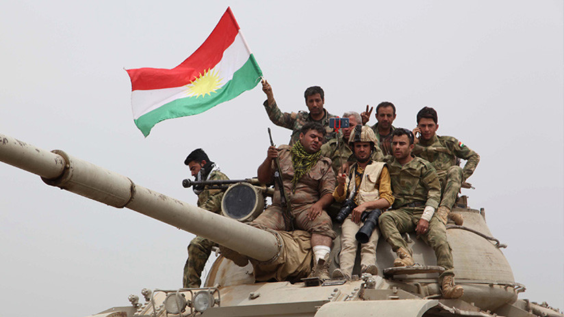 ¿Nueva guerra en Irak?: Bagdad envía tropas a Kirkuk para arrebatársela a los kurdos