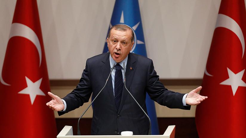 """Erdogan: """"EE.UU. miente al mundo entero"""""""