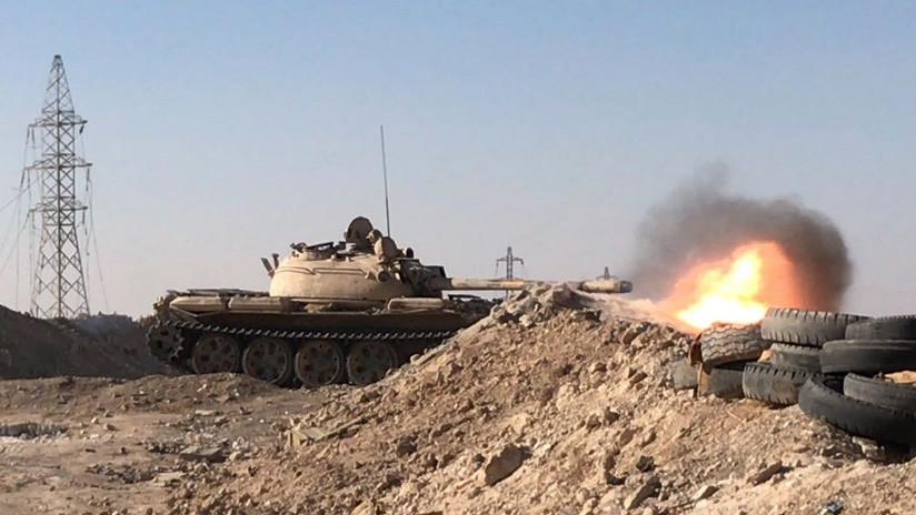 Moscú: Más de 30 cabecillas del EI y del Frente al Nusra han sido abatidos en dos semanas en Siria