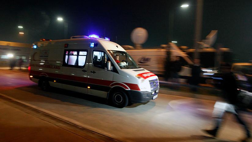 Un tiroteo en Estambul deja una joven muerta y dos heridos