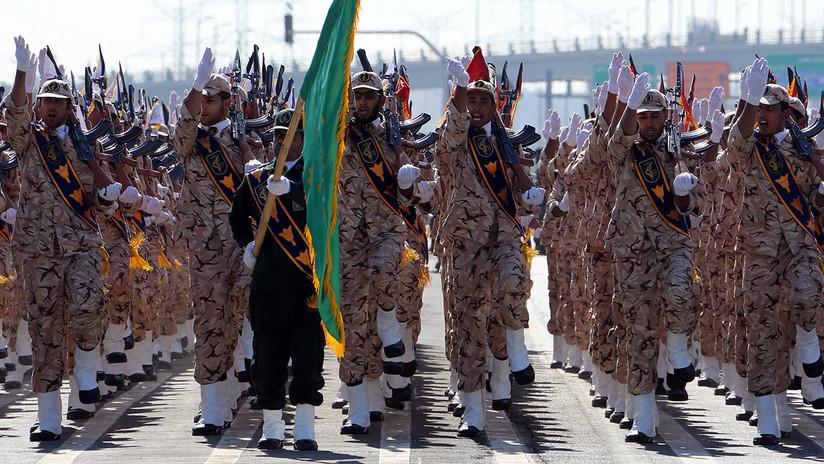 """EE.UU. sanciona a la Guardia Revolucionaria de Irán """"por su apoyo al terrorismo"""""""