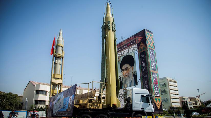 """Irán amenaza con """"represalias ante cualquier acción de EE.UU."""" contra sus Fuerzas Armadas"""