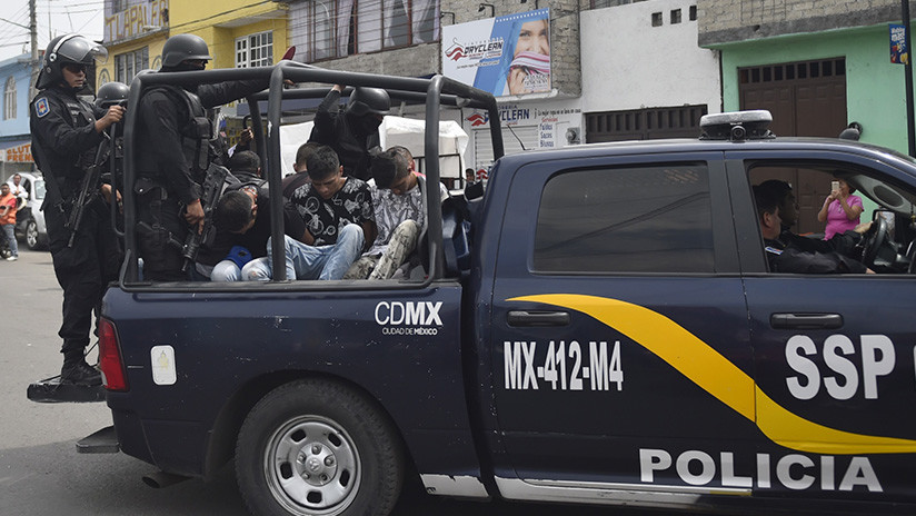 Epidemia de detenciones arbitrarias en México