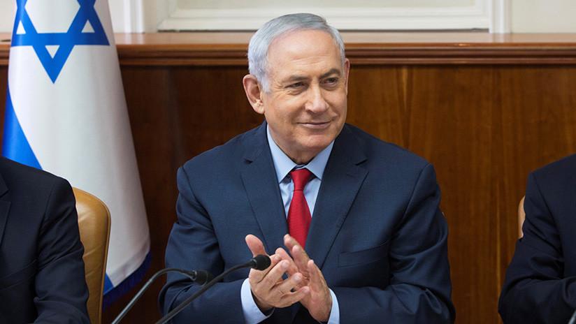 """Netanyahu felicita a Trump por su """"valiente decisión"""" sobre Irán"""