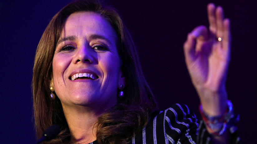 """""""Quien le haya hecho creer a Zavala que tiene posibilidades de dirigir México, la ha engañado"""""""