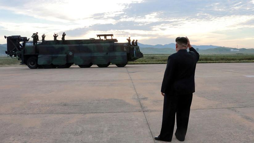 Detectan movimientos de sistemas de misiles en varias partes de Corea del Norte
