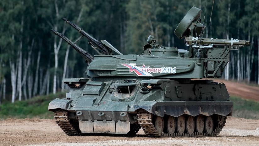 Las armas antiaéreas más formidables de Rusia