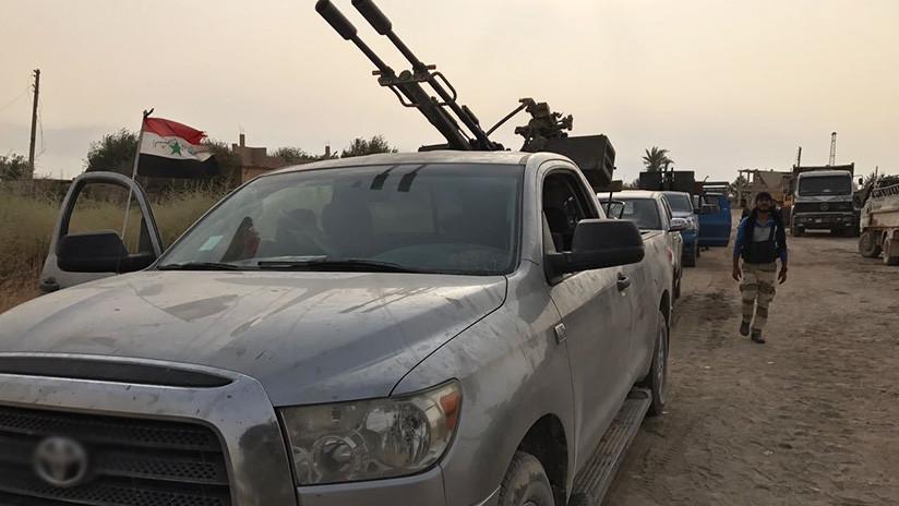 El Ejército sirio toma el control del mayor 'hervidero' de terroristas en Deir ez Zor