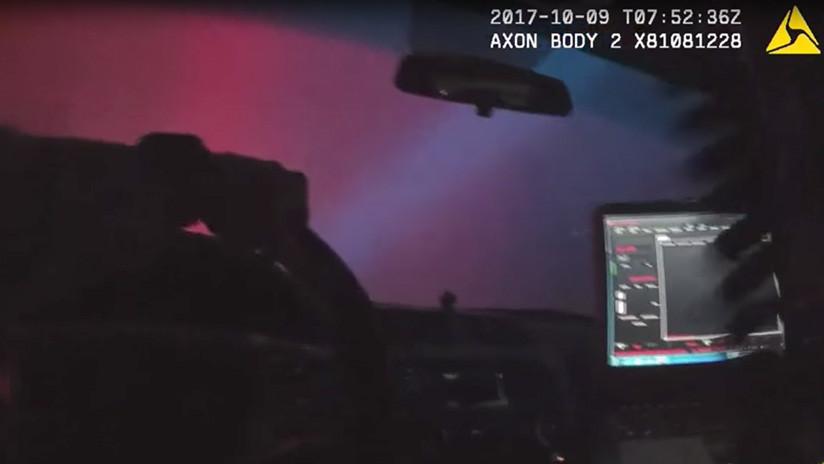 Incendios en California: Policía rescata a la gente en medio de paisajes infernales (Video)
