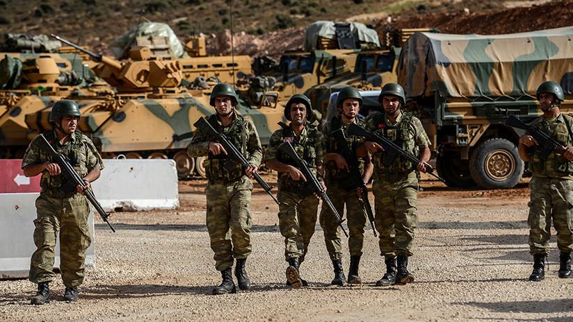 Siria exige la retirada inmediata de las fuerzas turcas de Idlib