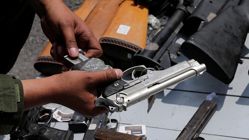 """Las 12 empresas armamentistas que ganan con la """"guerra"""" mexicana"""