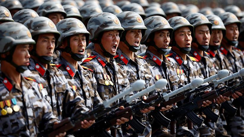 """Pionyang: """"Estamos dispuestos a eliminar a todos los enemigos que amenacen al futuro de la nación"""""""