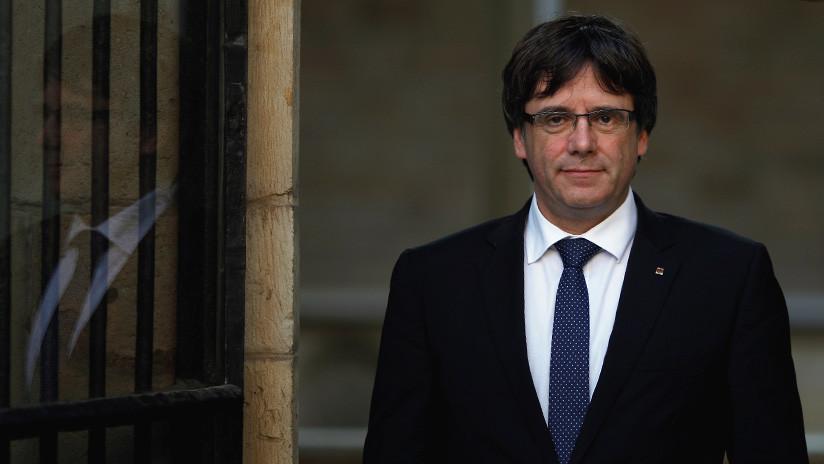 La CUP exige a Puigdemont responder 'sí' a Rajoy sobre la declaración de independencia de Cataluña
