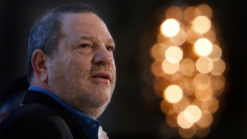 Expulsan a Harvey Weinstein de la Academia de Hollywood tras el escándalo sexual