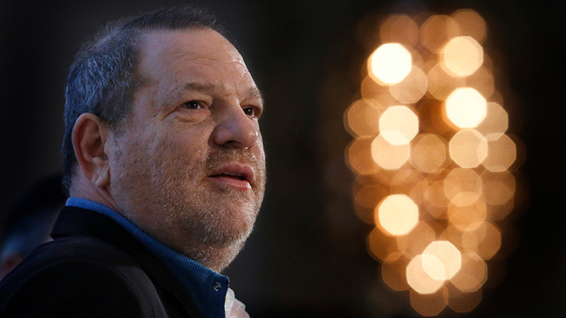 Expulsan a Harvey Weinstein de la Academia de Hollywood tras el escándalo sexual