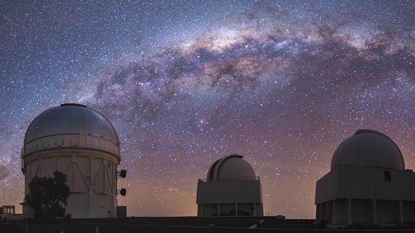Descubren seis nuevas galaxias formadas en los primeros días del universo