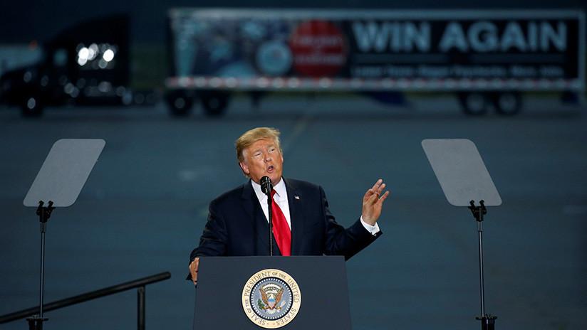 Presagian una victoria aplastante de Trump en las próximas elecciones presidenciales