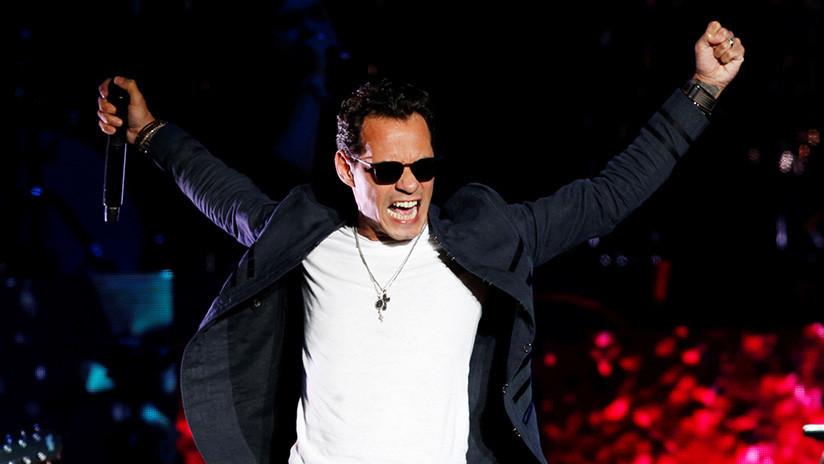 'Miami me lo confirmó': Roban más de 2,5 millones de dólares a Marc Anthony sin que lo notara