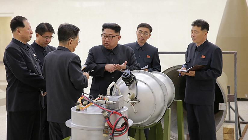 """""""El programa nuclear es la única opción que tiene Corea del Norte por la política de EE.UU."""""""