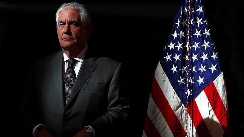 """""""Hasta que caiga la primera bomba"""": Tillerson promete seguir empleando la diplomacia con Pionyang"""