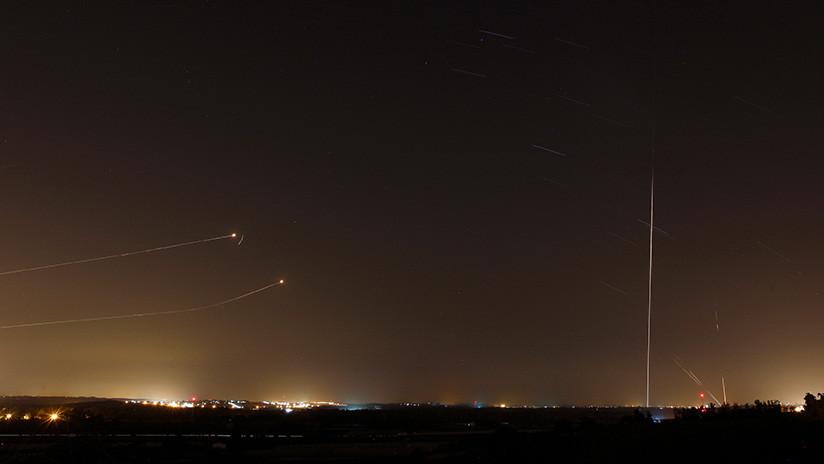 Lanzan dos cohetes desde el Sinaí hacia el sur de Israel