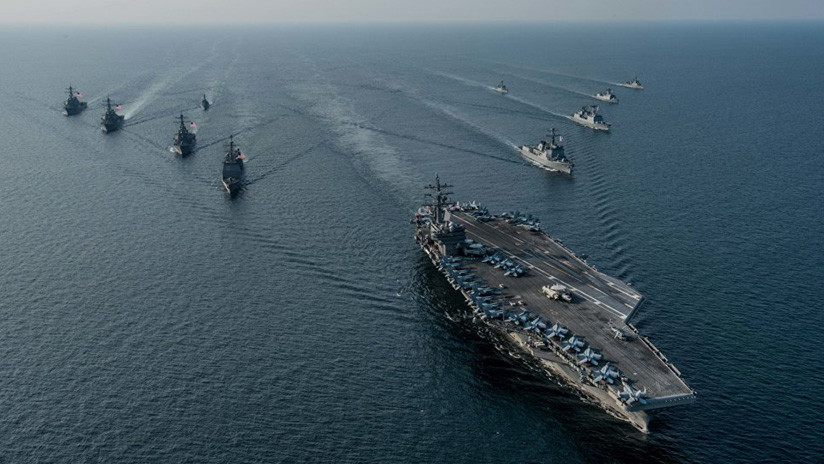 Seúl y Washington preparan una nueva prueba de fuerza ante Pyongyang