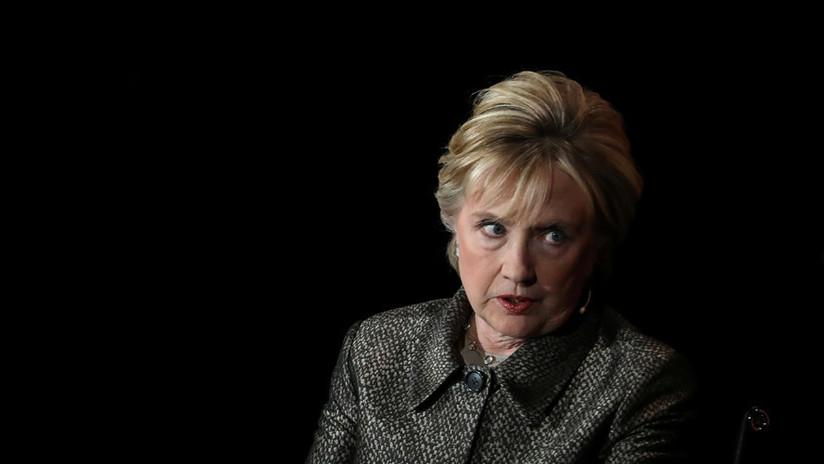 """Assange responde a Clinton: Es una persona """"tenebrosa"""" que """"miente constantemente"""""""
