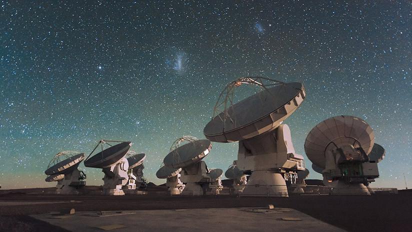 """Científicos desvelan en directo """"un descubrimiento astronómico nunca antes visto"""""""
