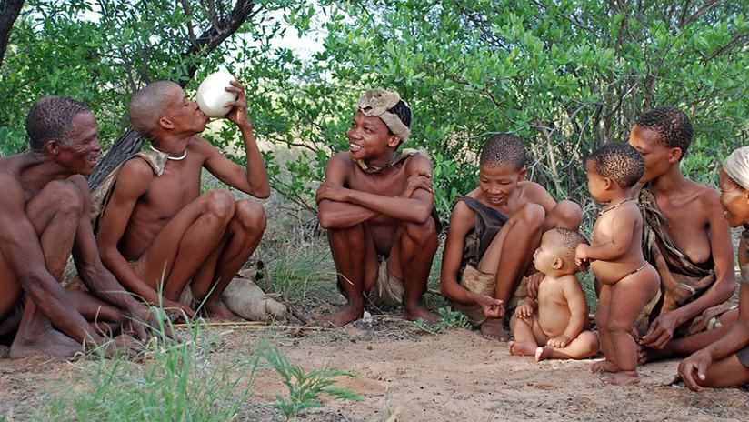 Los antepasados de los africanos podrían haber tenido la piel clara