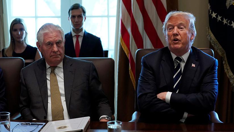 """Trump: Hay """"una posibilidad muy real"""" de que EE.UU. abandone el acuerdo nuclear iraní"""