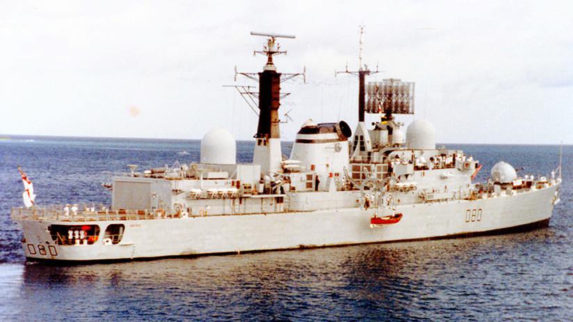 """""""Aburrimiento"""": Posible causa del hundimiento del buque Sheffield durante la guerra de Malvinas"""