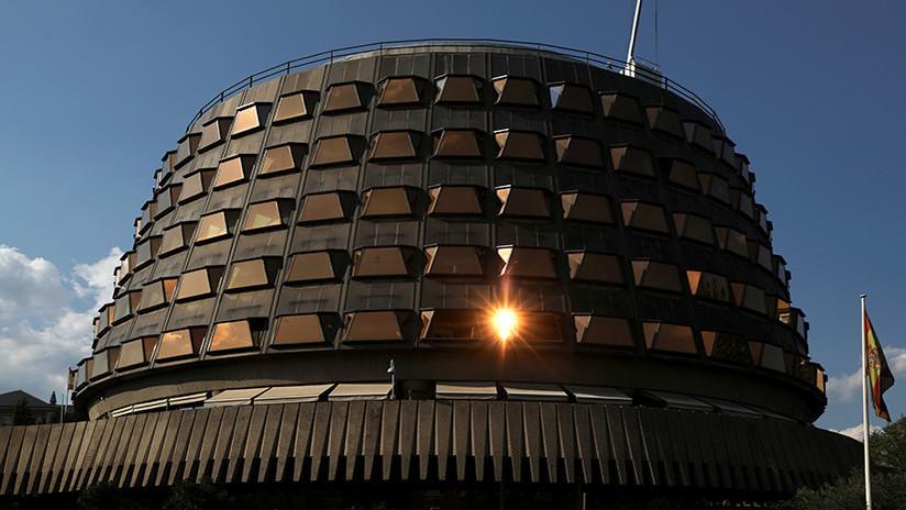 El Tribunal Constitucional declara nula la Ley del Referéndum en Cataluña