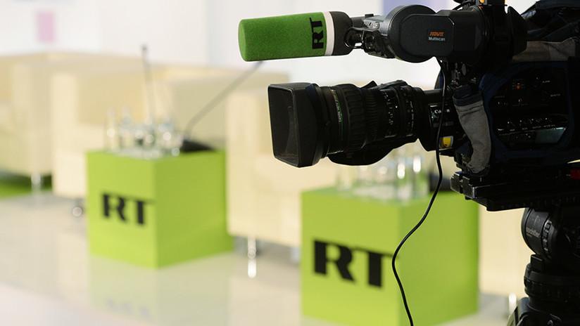"""Moscú sobre las acusaciones contra RT en EE.UU.: """"No hay ni una sola prueba"""""""