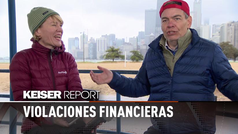 """Estafas bancarias: """"El HSBC suele violar financieramente a muchos de sus clientes"""""""