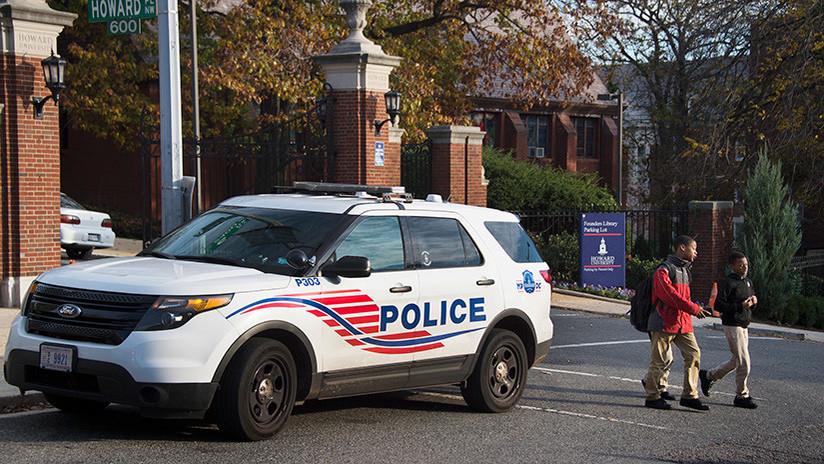 EE.UU.: Reportan la presencia de un hombre armado en una universidad de Washington D.C.