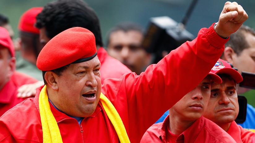 La 'media luna' de Venezuela que predijo Chávez prende las alarmas del separatismo
