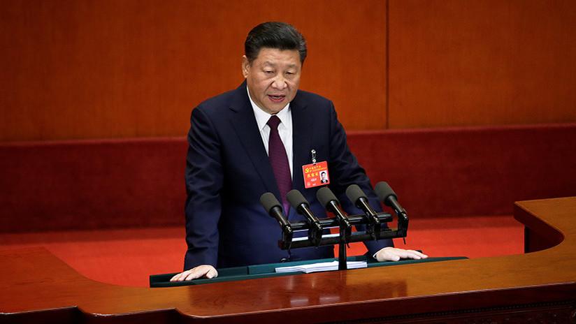 """China, ante la """"nueva era"""" del socialismo: Xi Jinping promete un país modernizado para 2050"""
