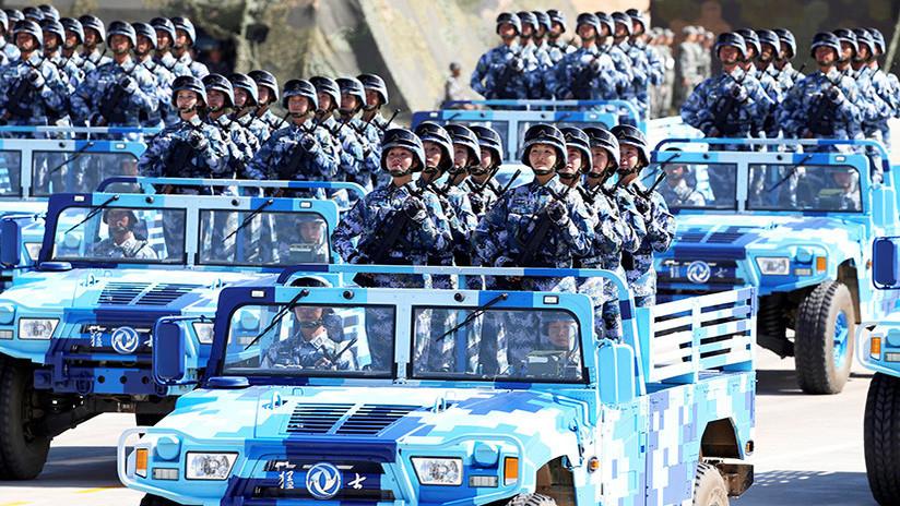 """Un Ejército para luchar"": China modernizará sus Fuerzas Armadas"