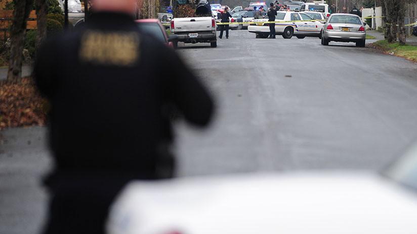 EE.UU.: Al menos tres muertos por un tiroteo en un parque empresarial de Maryland