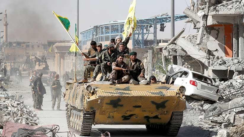¿Quién pagará el costo de la operación militar contra el Estado Islámico en Raqa?