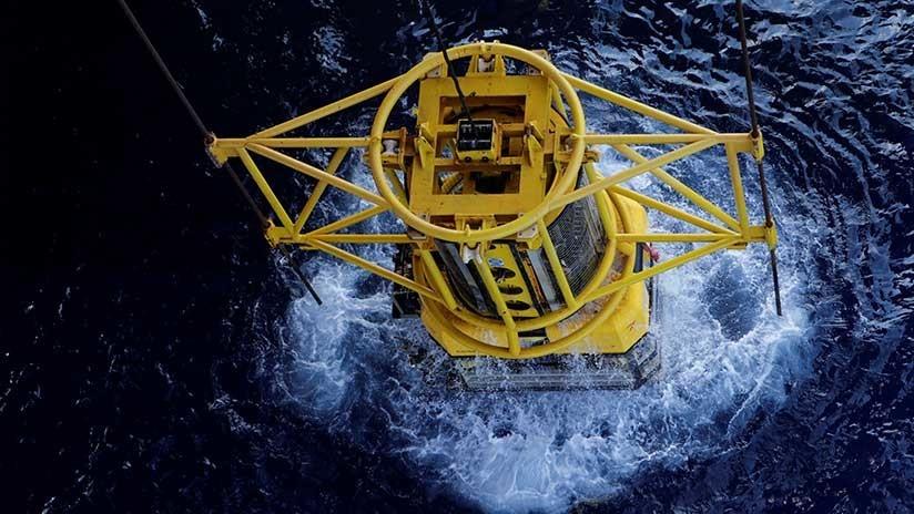 Un derrame petrolero en el golfo de México podría ser el mayor desde 2010