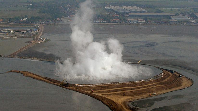 """""""La Pompeya de Java"""": descubren el origen de la erupción de lodo que sepultó varios pueblos en 2006"""