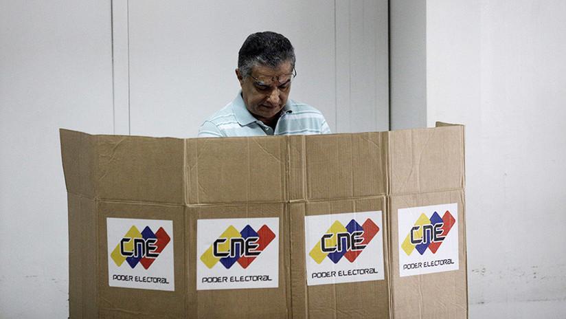 Constituyente juramentó a gobernadores chavistas — Venezuela