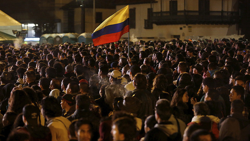 """""""Somos objetivo militar"""": Defensores de derechos humanos en Colombia"""